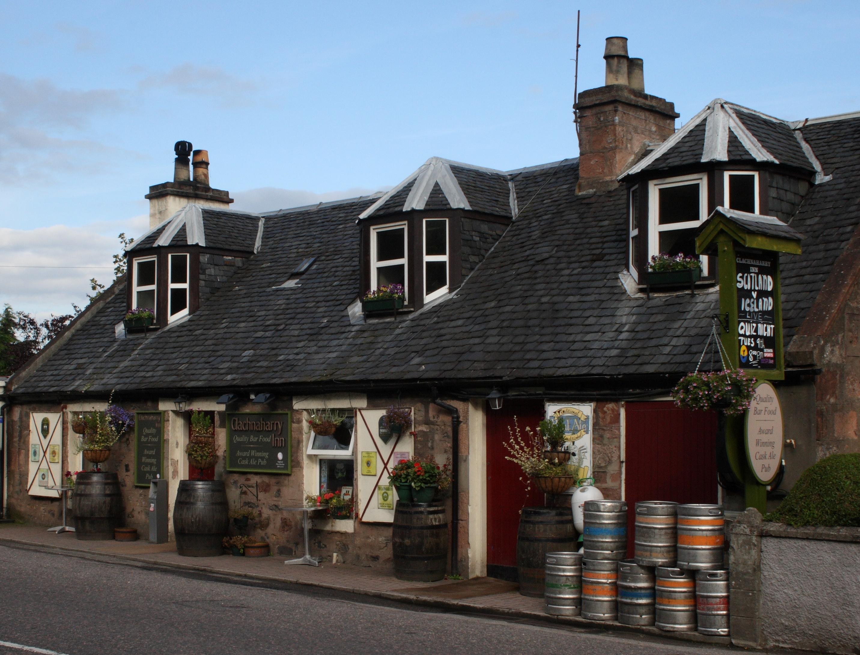 Clachnaharry Inn