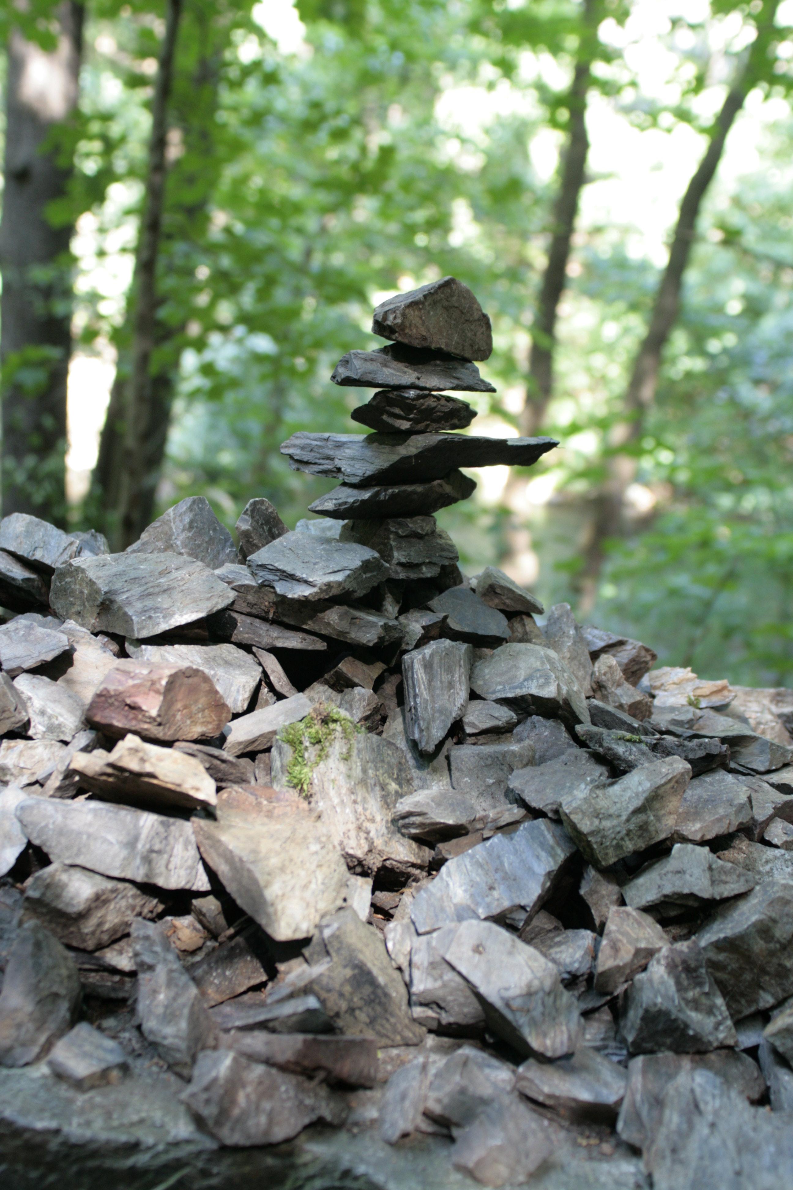 Steinstapel